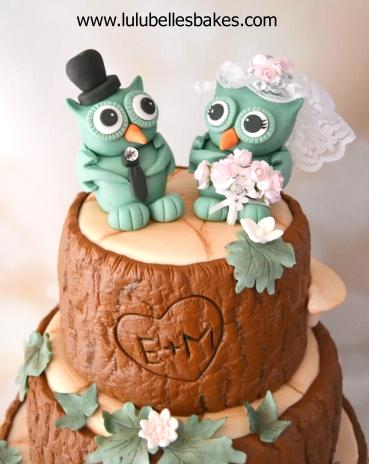 Bridal owls