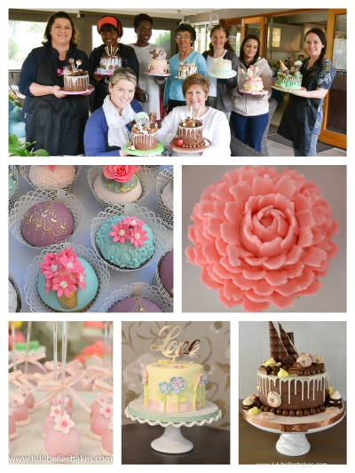 Lessons in cupcake and cakedecorating