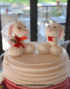 Bridal bunnies