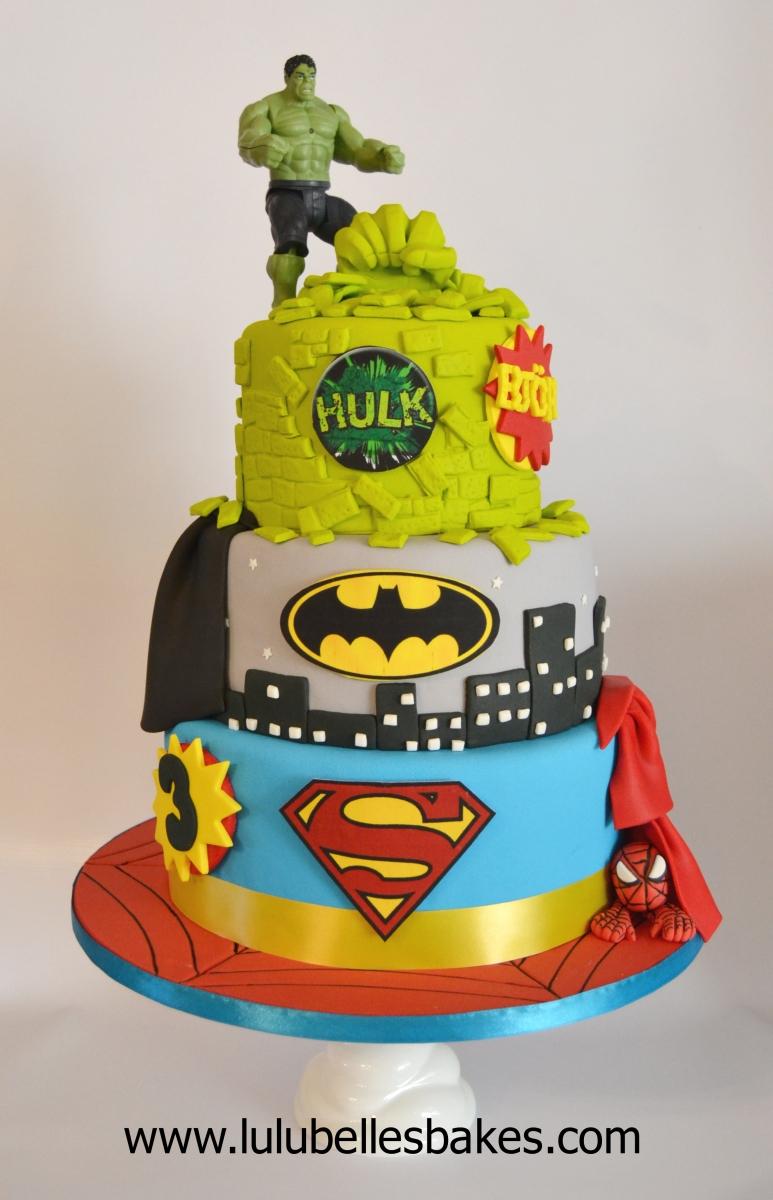 Birthday Cakes For Boys-7315