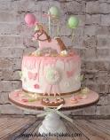 Carousal Cake