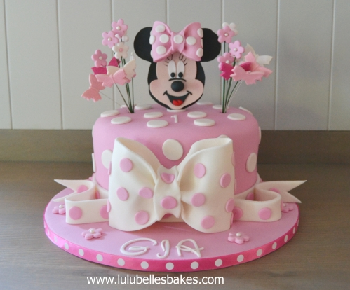 Little Girl S Birthday Cakes And Cupcakes