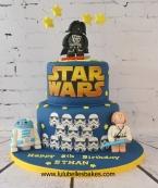 2 tier Star Wars