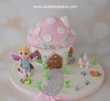 Pixie giant cupcakes