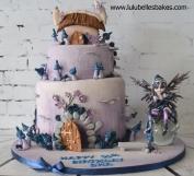 Pixie cake