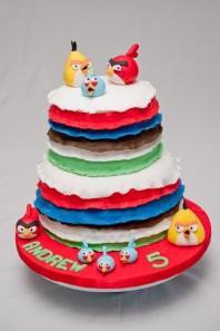 Angry Birds ruffle