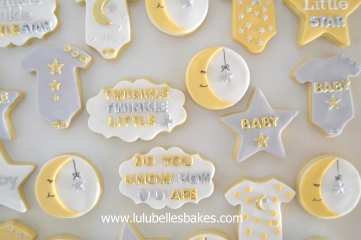 Twinkle Star biscuits