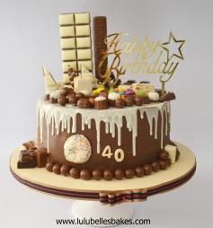 Chocolate Drip cake
