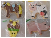 Farmyard biscuits