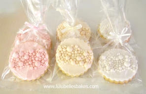 Bubble biscuits