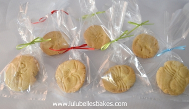 Fossil biscuits