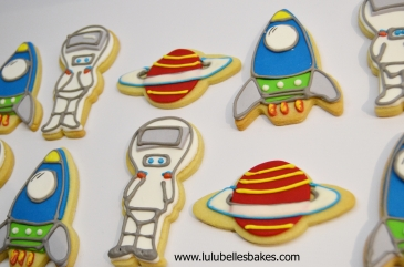 Space biscuits