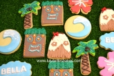Moana biscuits