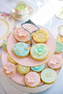 Antique biscuits