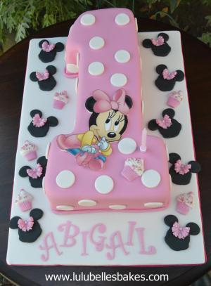 No. 1 Baby Minnie