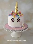Fun Unicorn cake