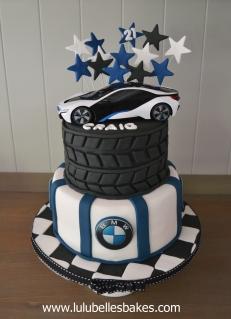 Bmw Tyre