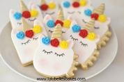 Unicorn Biscuits