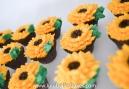 Buttercream Sunflowers